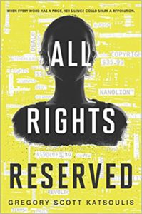 All Rights Reserved by Gregory Scott Katsoulis book cover