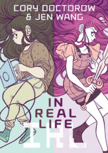 In Real Life book cover