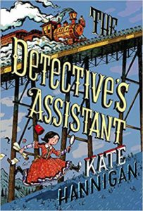 The Detective's Assistant book cover
