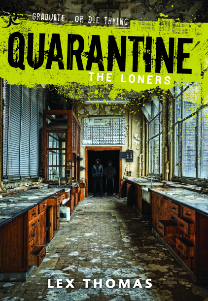 Quarantine Book Cover