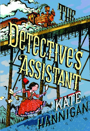 The Detective's Assistant Cover