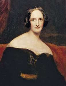 An image of Mary Shelley