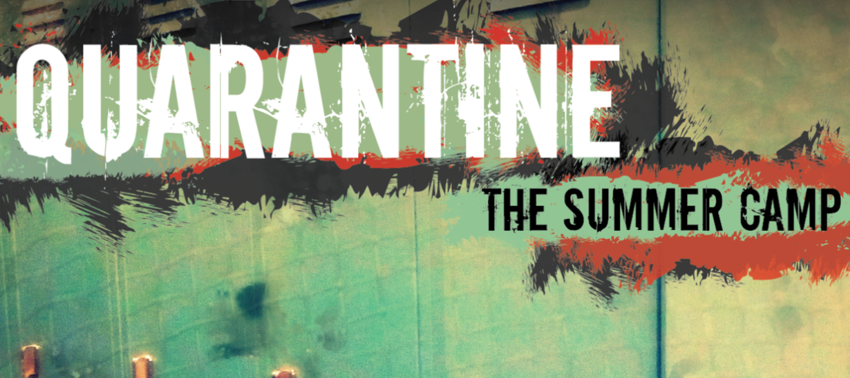 Quarantine the Summer Camp Graphic Header